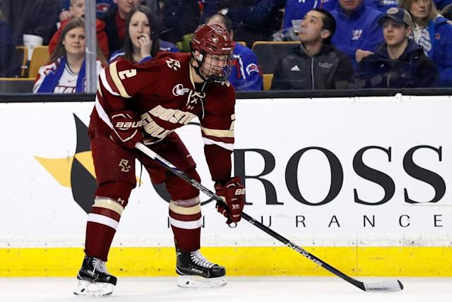 <p><strong>58. Boston College</strong><br> Trajectory: Down. Slid from 48th last year to 72nd this year, which is the customary neighborhood. Athletic department that was a plucky overachiever a decade ago is down on its luck and out of its league in the ACC. </p>