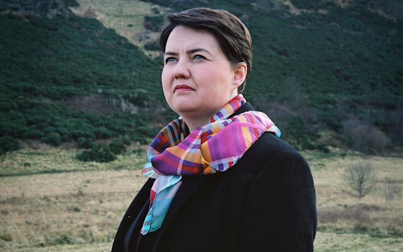 Ruth Davidson has predicted a bigger victory for the Unionist side if there is a second independence referendum - © Sophie Gerrard all rights reserved
