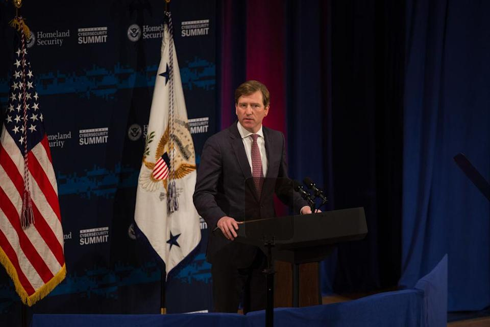 Department Of Homeland Security Holds National Cybersecurity Summit In NYC
