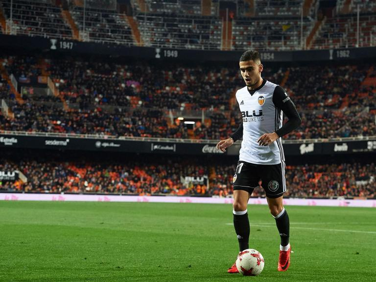Manchester United's Andreas Pereira confirms Valencia desire to sign him on permanent deal after loan spell