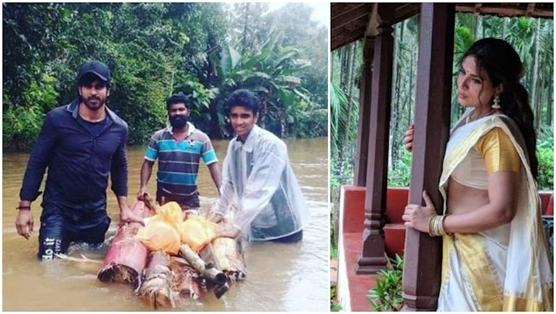 Kerala Flood: Malayalam Star Rajeev Pillai Postpones Marriage to Help in Relief Operation; Gets Praise From His Shakeela Co-Star Richa Chadha