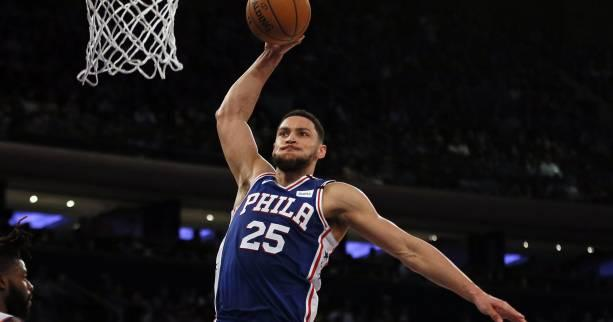 Basket - NBA - NBA : les Philadelphia Sixers s'offrent les Los Angeles Lakers