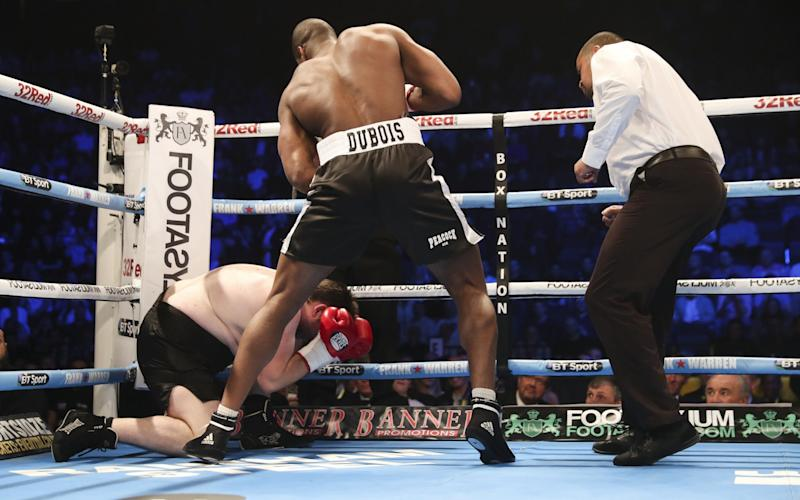 Daniel Dubois - Credit: GETTY IMAGES