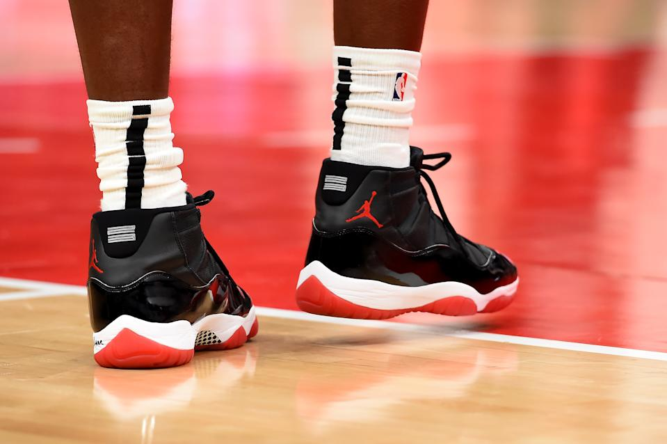 If it were up to Michael Jordan, he would have signed a shoe deal with Adidas over Nike. (Will Newton/Getty Images)