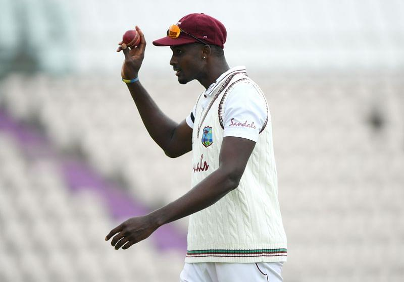 Jason Holder is the captain of the West Indies Test team.