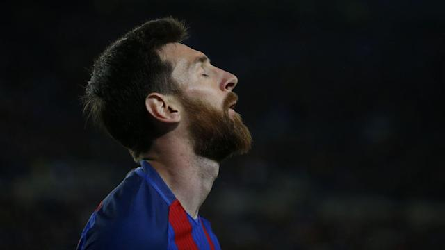Lionel Messi Barcelona Juventus UCL 19042017