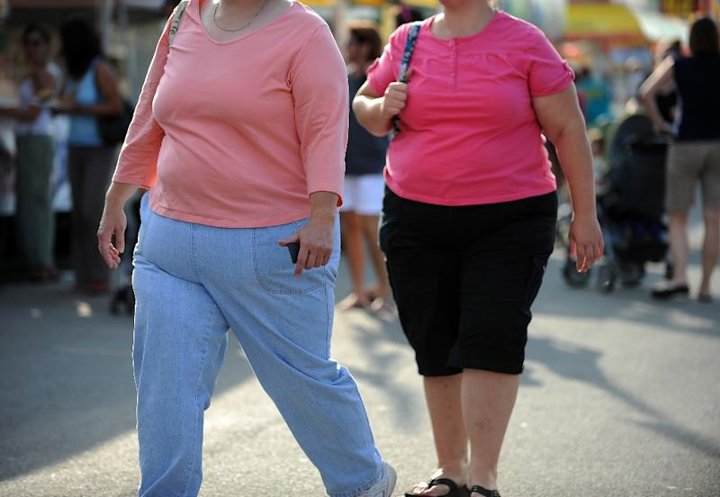 The rate of obesity in the US has reached a new high, at 39.6% of adults, according to the government data
