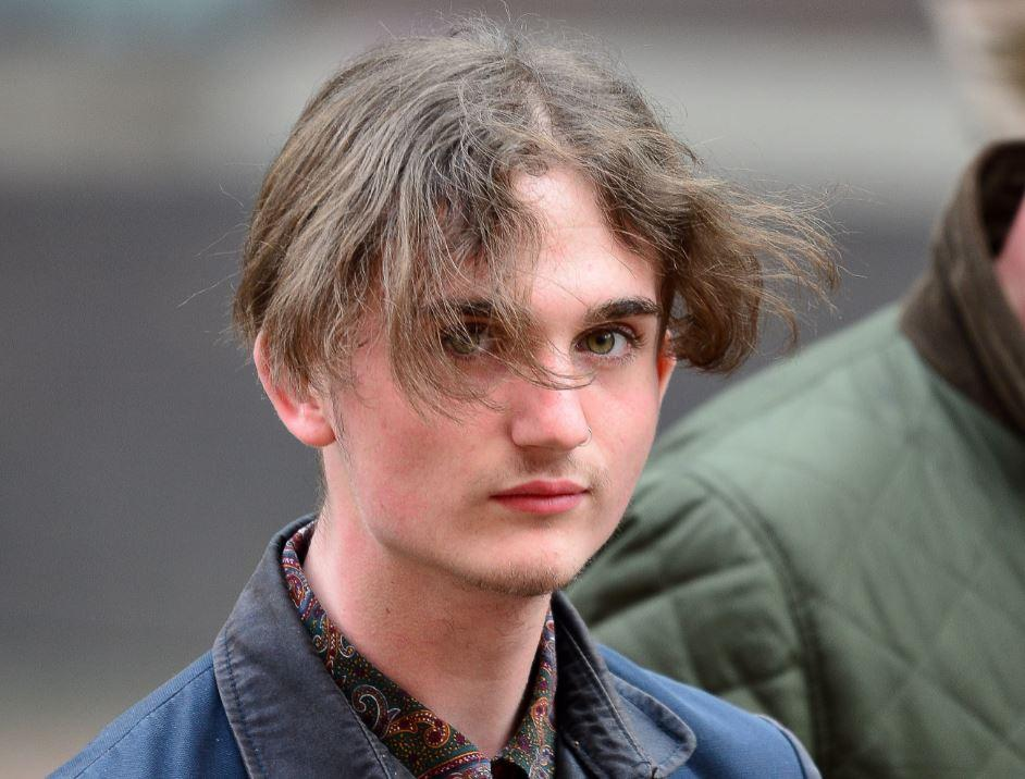 Connor Scothern's sentence has been cut to nine months (swns)
