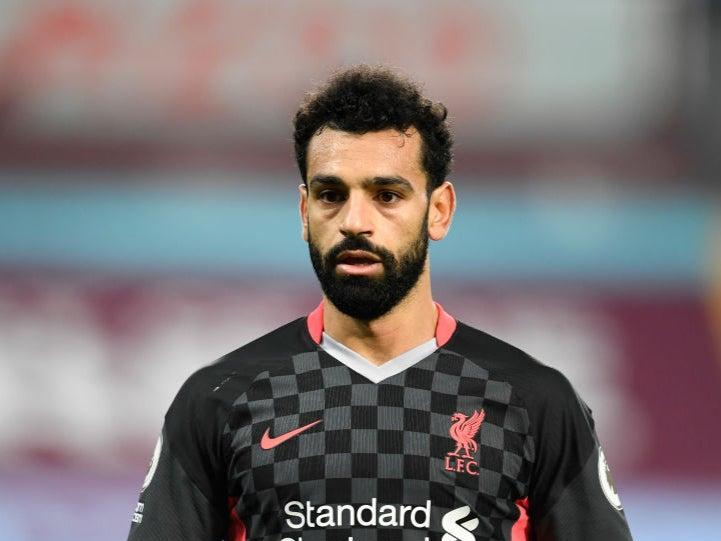 Mohamed Salah helped a homeless man avoid a confrontation (Getty)