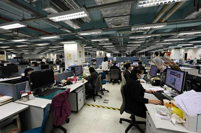 Hong Kong remains a major regional press headquarters but has been sliding down press freedom rankings since its 1997 return to China