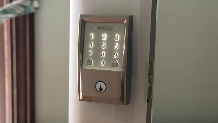 A smart lock is a worthwhile splurge for your home.