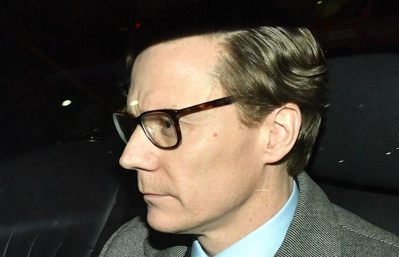 Cambridge Analytica probe
