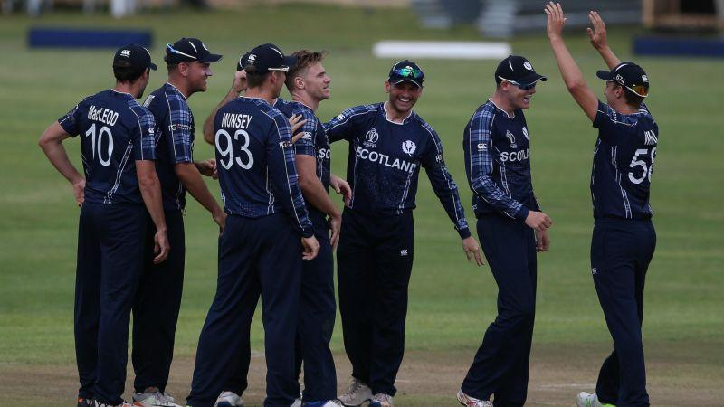 Scotland will host Oman and Papua New Guinea for an ODI tri-series