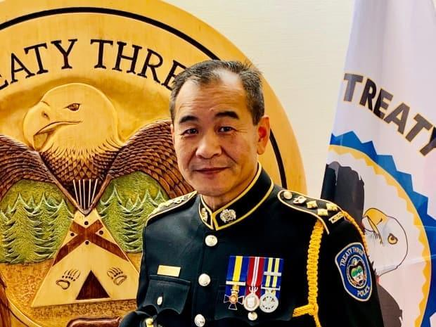 Chief Kai Liu of the Treaty Three Police Service says enforcement of the Alcohol Inagonigaawin is different from the mainstream approach of an officer simply issuing a ticket and moving on to the next call.