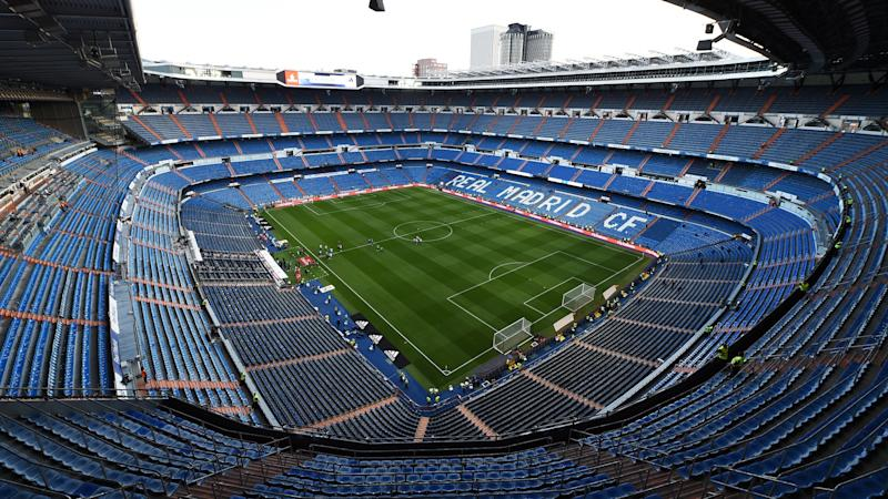 Atletico Madrid president offers use of stadium to city rivals Real Madrid during Santiago Bernabeu reconstruction