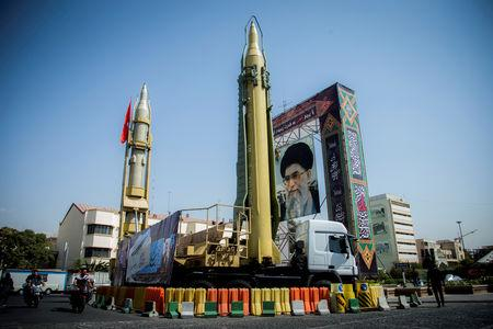 Iran vows to continue missile tests despite U.S. sanctions