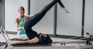 Found in boutique Pilates studios, gyms, fitness centers, golf clubs, hotels and high-end home gyms around the world, Merrithew's equipment is designed to accommodate diverse client needs, withstand years of use and suit any space.