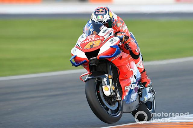 "Jack Miller: Marc Márquez <span class=""copyright"">Gold and Goose / Motorsport Images</span>"