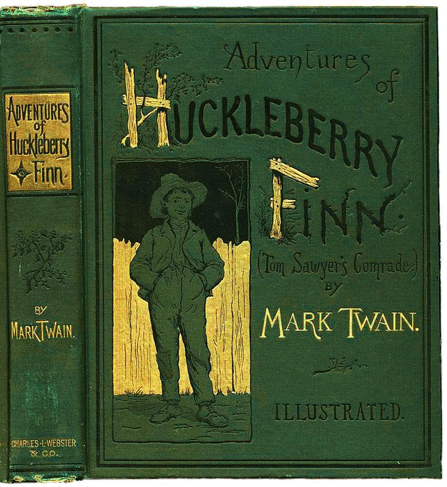<p>Banning racist or inappropriate language, of course, makes perfect sense. And many works from generations gone contain language we wouldn't think of using today – but doesn't banning works literary genius seem an unwise step to take? One school in American decided to remove Adventures of Huckleberry Finn from its curriculum because of the racial slurs author Mark Twain used. <i>(Credit: WikiCommons)</i></p>