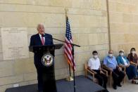 U.S. Embassy grants American citizen his passport in Jerusalem
