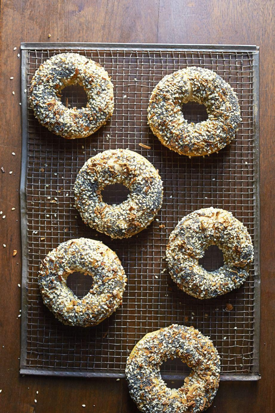 "<p>PSA: You can make your own fluffy, doughy, crisp bagels at home using pizza dough. (Like a trip to NYC without the airfare!)</p><p><em><a href=""https://www.goodhousekeeping.com/food-recipes/a15926/montreal-style-bagels-recipe-ghk1014/"" rel=""nofollow noopener"" target=""_blank"" data-ylk=""slk:Get the recipe for Montreal-Style Bagels »"" class=""link rapid-noclick-resp"">Get the recipe for Montreal-Style Bagels »</a></em></p>"