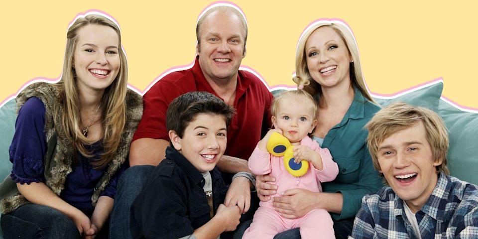 "<p>Disney Channel's <em><a href=""https://fave.co/2IJSBUb"" rel=""nofollow noopener"" target=""_blank"" data-ylk=""slk:Good Luck Charlie"" class=""link rapid-noclick-resp"">Good Luck Charlie</a></em> ended in 2014, but it left a lasting impression on its fans (which includes <em>The Office</em>'s Steve Carell, <a href=""https://www.huffpost.com/entry/good-luck-charlie-canceled_n_3427819"" data-ylk=""slk:apparently"" class=""link rapid-noclick-resp"">apparently</a>). This was a show that wasn't afraid to depict a more realistic picture of family life: a working mom who isn't sure if she can balance both raising kids <em>and</em> having a career, a dad shown actually pitching in around the house, parents having kids much later in life, kids having to help raise their siblings, and - arguably the most important - depicting there isn't one way a family should look.</p><p>Thankfully, the cast still seems to genuinely love each other and have tossed around a reboot idea on <a href=""http://www.mtv.com/news/2974831/good-luck-charlie-revival-question/"" rel=""nofollow noopener"" target=""_blank"" data-ylk=""slk:more than"" class=""link rapid-noclick-resp"">more than</a> <a href=""https://youtu.be/CsrkpxQP2ag?t=184"" rel=""nofollow noopener"" target=""_blank"" data-ylk=""slk:one occasion"" class=""link rapid-noclick-resp"">one occasion</a>. So until <em>that</em> happens (hint hint, wink wink, Disney Channel), relive the show with these fun, behind-the-scenes secrets. </p>"