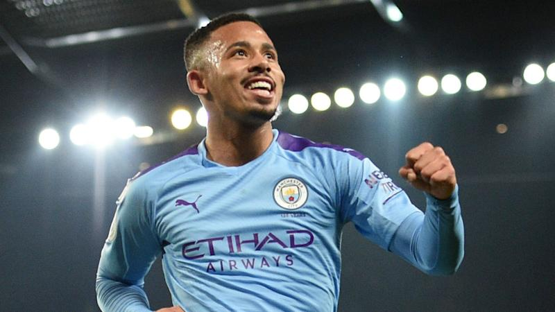 Jesus reflects on his 'best season' yet at Man City & adapting to central striker role