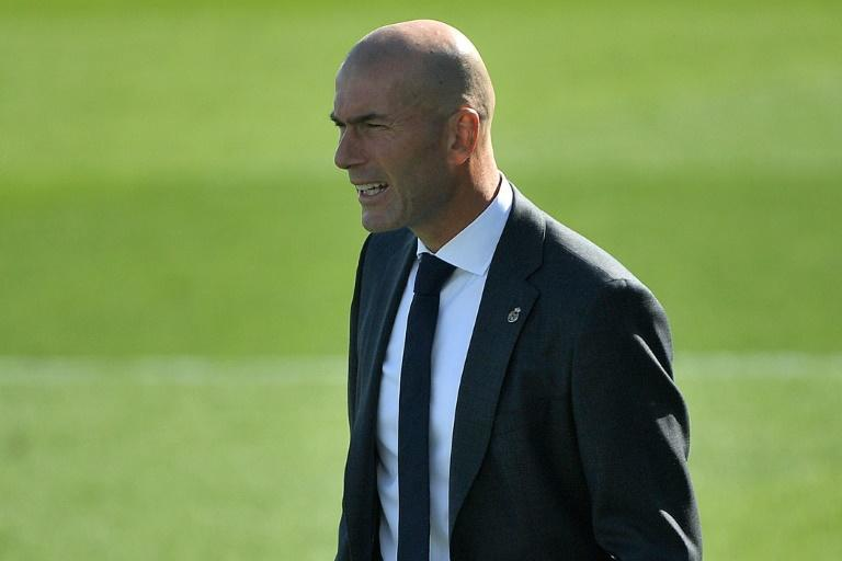 'I have the strength needed,' said Zinedine Zidane as slumping Real Madrid prepared to face Sevilla
