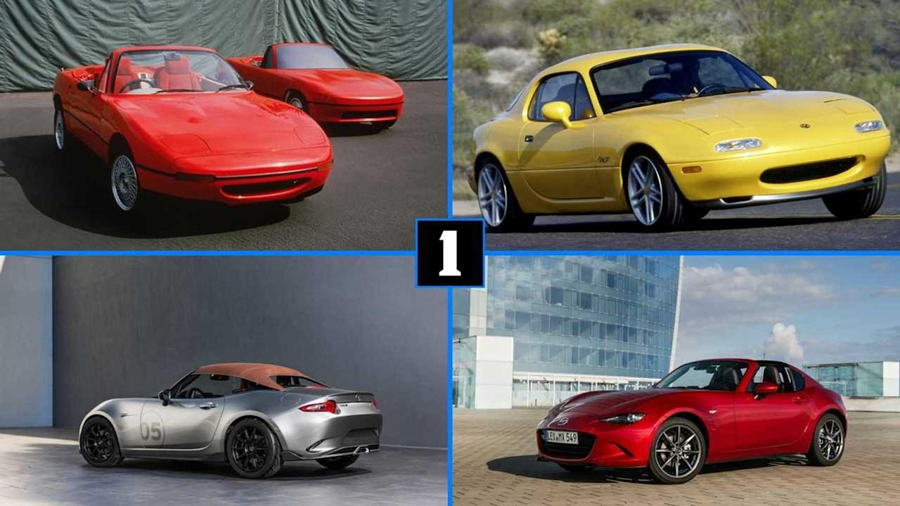 "<p>The <a href=""https://uk.motor1.com/mazda/mx-5?utm_campaign=yahoo-feed"" target=""_blank"">Mazda MX-5</a> has celebrated its 30th birthday and with this momentous celebration comes a bright orange <a href=""https://uk.motor1.com/news/304488/2019-mazda-miata-anniversary-edition/?utm_campaign=yahoo-feed"" target=""_blank"">30th Anniversary Edition</a> that's limited to just 3,000 units worldwide. It is indeed a great run for the little roadster, but did you know that there was a competition between Mazda design teams in 1983 with the aim to produce a lightweight, inexpensive sports car? </p> <h2>More on the roadster inspired by British sports cars:</h2><ul><li><a href=""https://uk.motor1.com/news/267858/mazda-miata-factory-restoration/?utm_campaign=yahoo-feed"">Mazda factory restoration makes old MX-5 good as new</a></li><br><li><a href=""https://uk.motor1.com/news/260787/2019-mazda-mx-5-reveal/?utm_campaign=yahoo-feed"">Mazda MX-5 Gets More Power For 2019, Starts At £18,995</a></li><br></ul><br>"