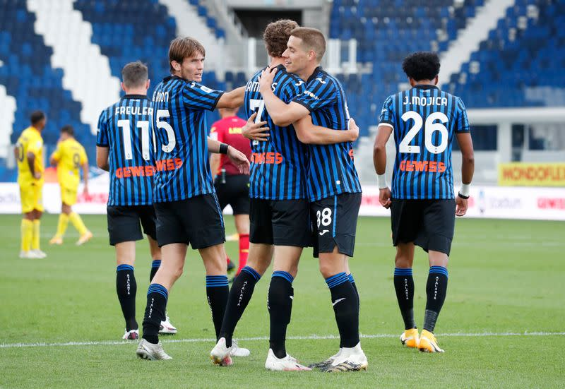 Irrepressible Atalanta go on another scoring spree