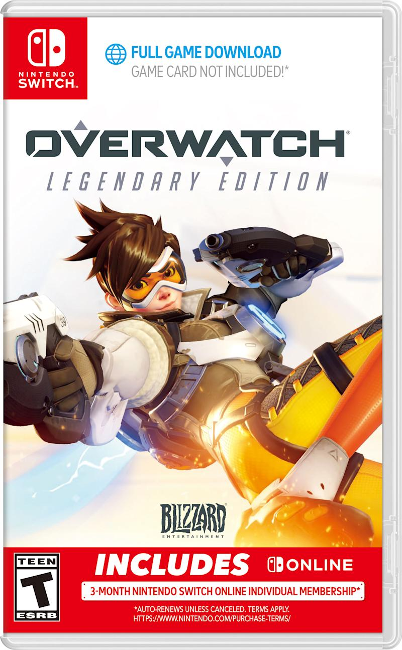 Fight for the Future on Nintendo Switch™—Overwatch