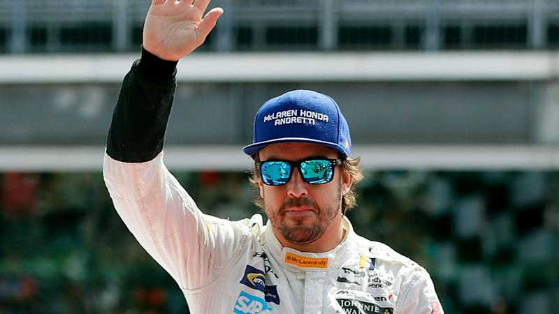 Alonso 'an option' but Renault not rushing 2021 call