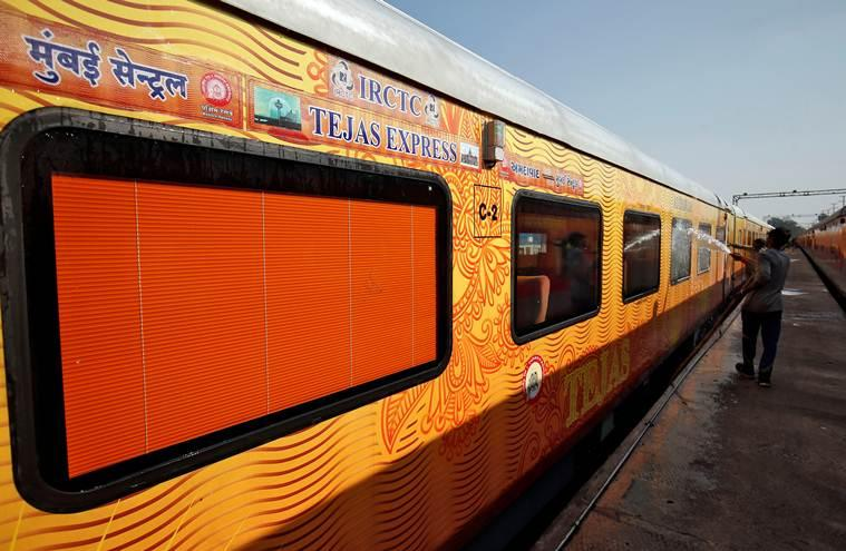 Tejas Express Day 1: Teething problems, delayed departure and Maharashtrian dhol