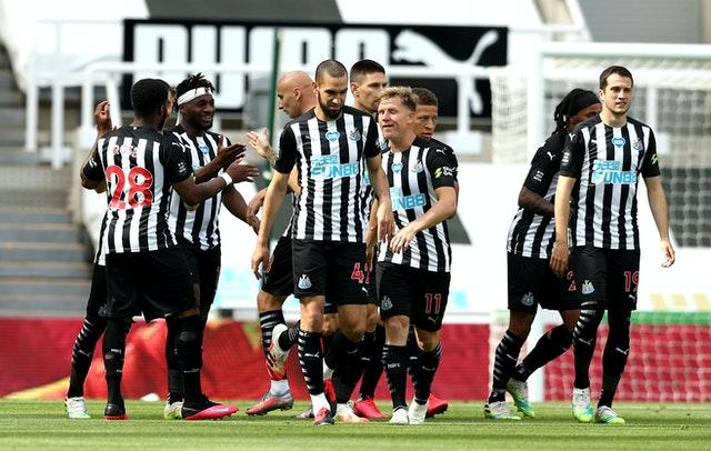 Dwight Gayle had opened the scoring