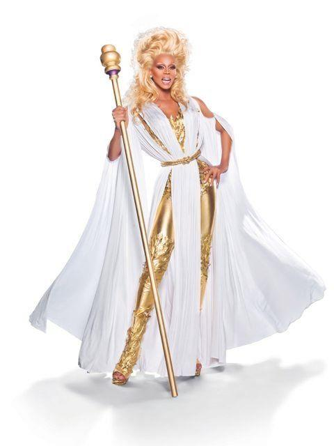 """You're born naked and the rest is drag."" Can't get enough of the <em>legendary</em> RuPaul? Check out <a href=""http://www.rupaul.com/bio/index.shtml"">her website</a> and follow her on Twitter <a href=""https://twitter.com/RuPaul"">@RuPaul</a>."