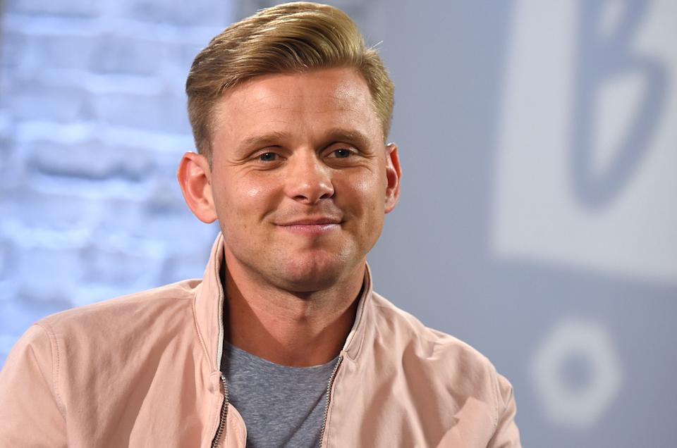Jeff Brazier says his sons will start watching Jade Goody's programmes. (Photo by Anthony Harvey/Getty Images)