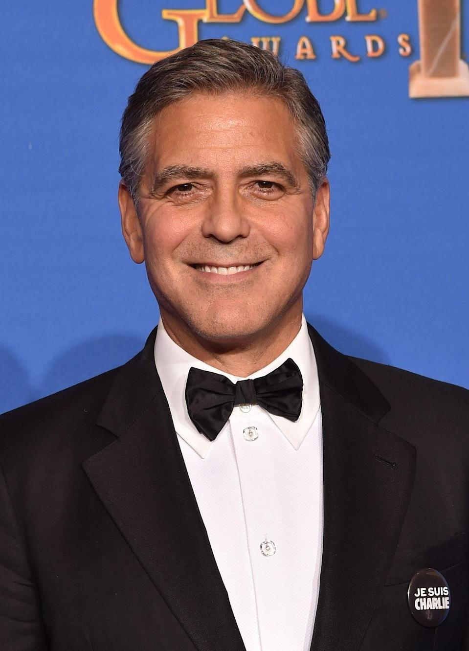 "<p>Okay, so you almost certainly already know what Mr. Clooney has been up to for the past few decades, but there's no harm in a little recap? On top of his numerous big roles in blockbusters like <em>Batman & Robin</em> (1997) and <em>Ocean's Eleven</em> (2001), as well as the much-accoladed <em>The Descendants</em><span class=""redactor-invisible-space""> (2011), he married successful lawyer and activist Amal Alamuddin in 2014.</span></p>"