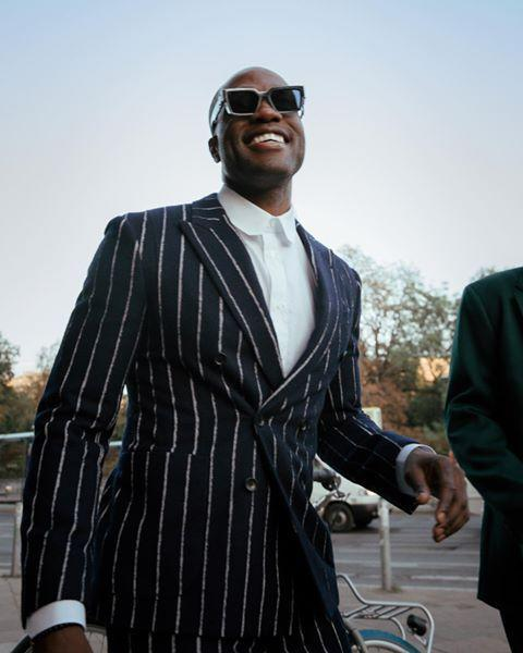 "<p><em>Watchmen</em> star Yahya Abdul Mateen II was the epitome of laid-back cool, chilling at home in a Louis Vuitton pinstripe suit.</p><p><a href=""https://www.instagram.com/p/CFYJP24AWGK/?utm_source=ig_embed"" rel=""nofollow noopener"" target=""_blank"" data-ylk=""slk:See the original post on Instagram"" class=""link rapid-noclick-resp"">See the original post on Instagram</a></p>"