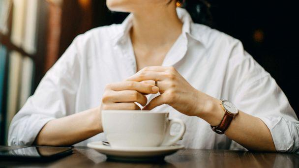 PHOTO: A woman touches her wedding ring in this stock photo. (STOCK PHOTO/Getty Images)