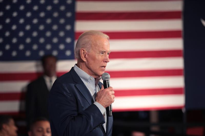 The former vice president and his wife have campaigned heavily across the state: Getty