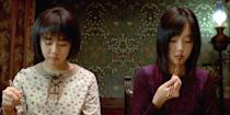 """<p>Not even daylight will save you from the fury of Jee-woon Kim's South Korean psychological horror, about a pair of siblings and their <a href=""""https://www.youtube.com/watch?v=foD0isGnSgI"""" rel=""""nofollow noopener"""" target=""""_blank"""" data-ylk=""""slk:very persistent ghost"""" class=""""link rapid-noclick-resp"""">very persistent ghost</a>. <a class=""""link rapid-noclick-resp"""" href=""""https://www.amazon.com/Tale-Two-Sisters-Kim-Jee-woon/dp/B018DYJPL4/?tag=syn-yahoo-20&ascsubtag=%5Bartid%7C10056.g.10247453%5Bsrc%7Cyahoo-us"""" rel=""""nofollow noopener"""" target=""""_blank"""" data-ylk=""""slk:Watch Now"""">Watch Now</a></p>"""