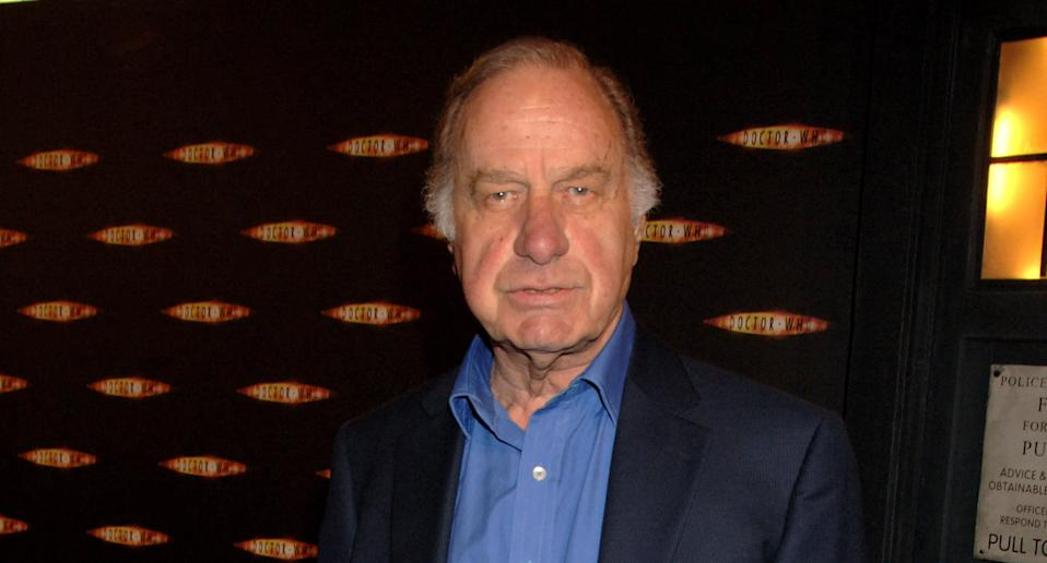 Geoffrey Palmer has died aged 93. (Photo by Dave M. Benett/Getty Images)