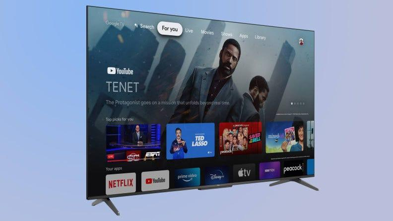 You'll get the most bang for your buck with this solid TV.