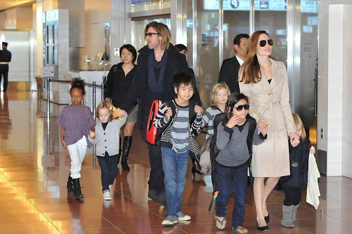 <p>Maddox, Pax, Zahara, Shiloh, Knox, and Vivienne Jolie-Pitt have traveled the world while growing up in the spotlight thanks to their superstar parents, Brad Pitt and Angelina Jolie.</p>