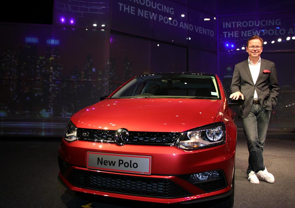 Say hello to the new Polo.