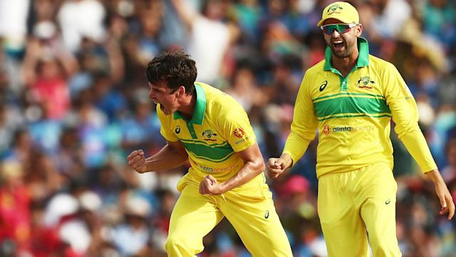After he helped Australia to defeat India, Jhye Richardson explained his ambitions ahead of a busy year that includes the World Cup.