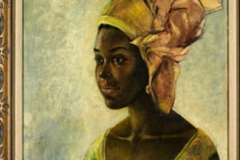 'African Mona Lisa' Sells for Over Rs 10 Crore at Auction After Family 'Googled' the Signature