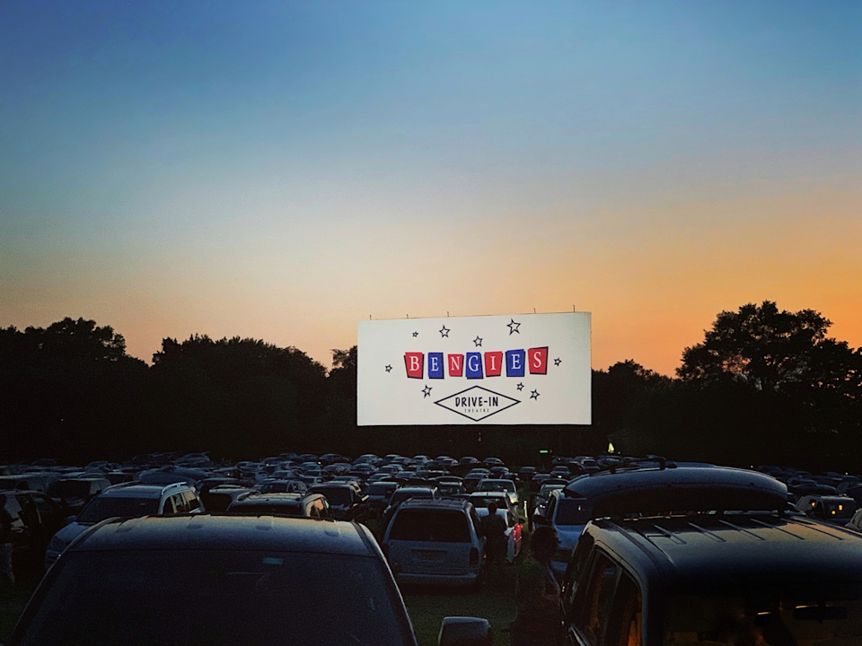 Photo credit: Bengies Drive-In