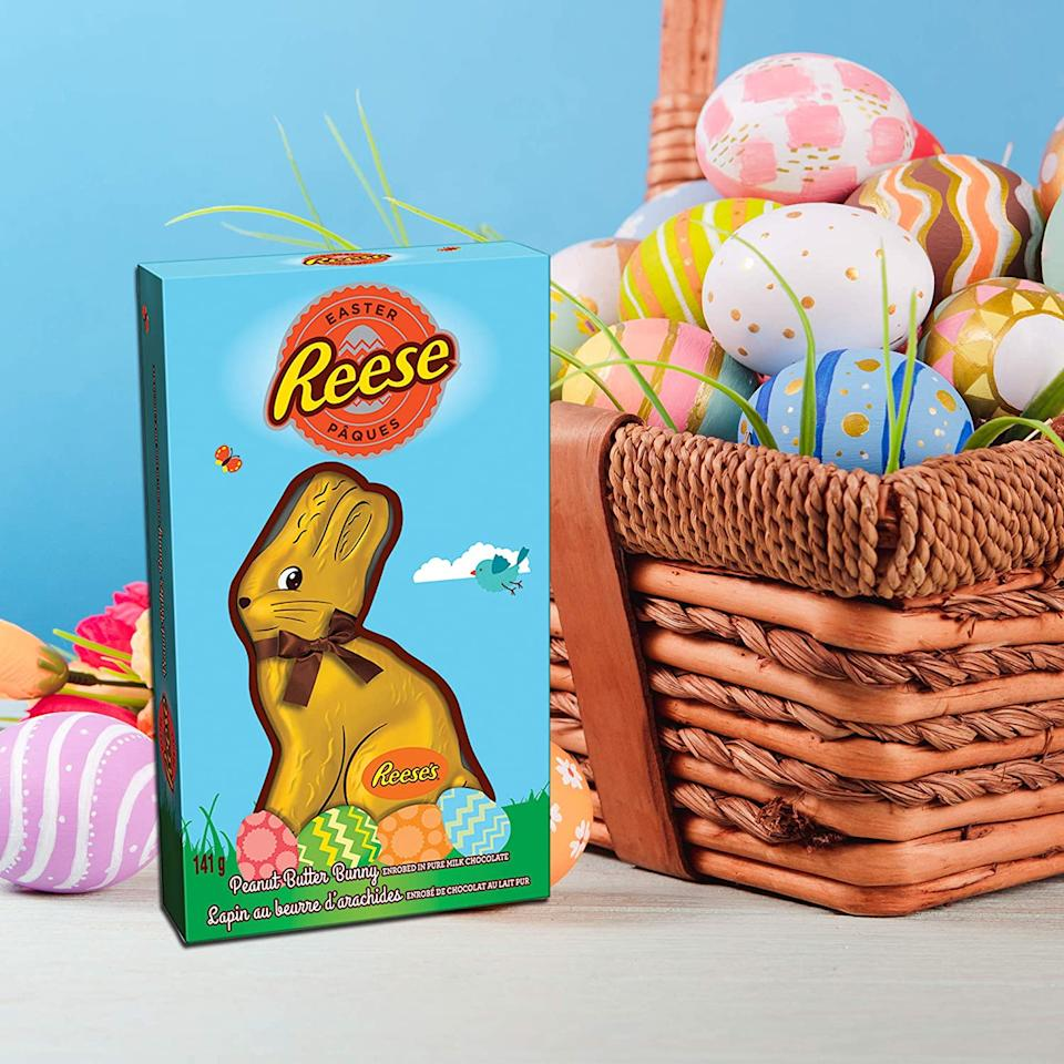 Reese Easter Bunny. Image via Amazon.