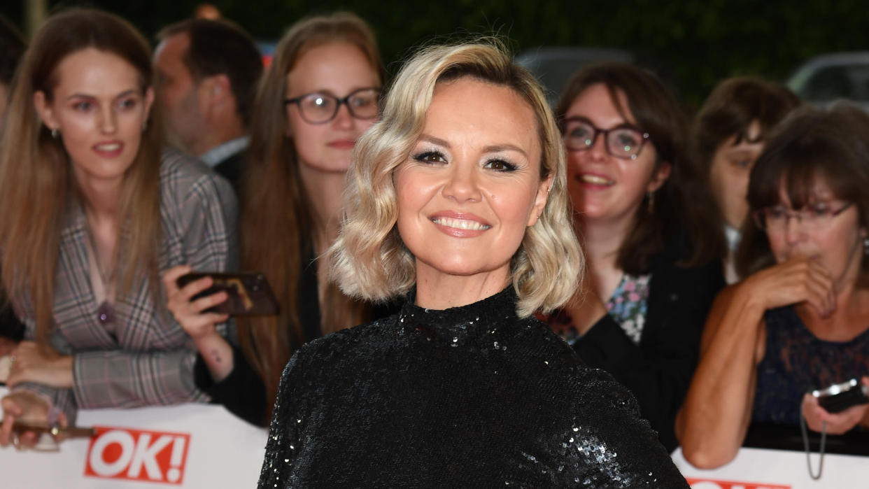 Charlie Brooks recently returned to Albert Square as 'EastEnders' villain Janine Butcher. (Gareth Cattermole/Getty Images)